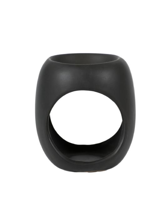 Ceramic diffuser Essential Oil Black