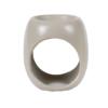 Ceramic diffuser Essential Oil Off Grey