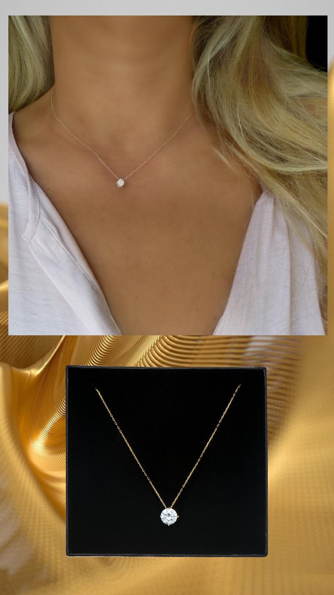 ee205aa557947 Santorini Sunset Necklace