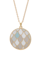 MYKONOS Women Necklace plated beige