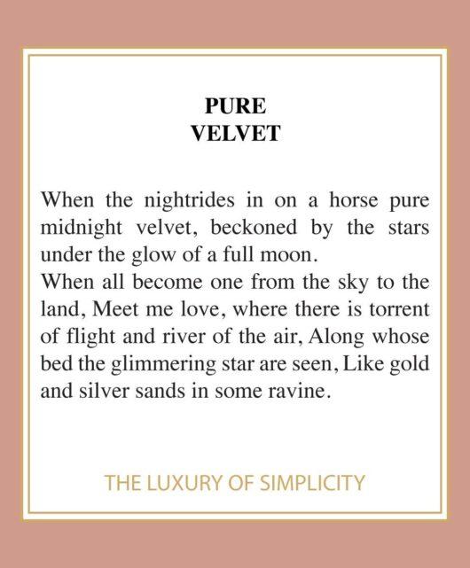 Pure Velvet Premium Perfumes